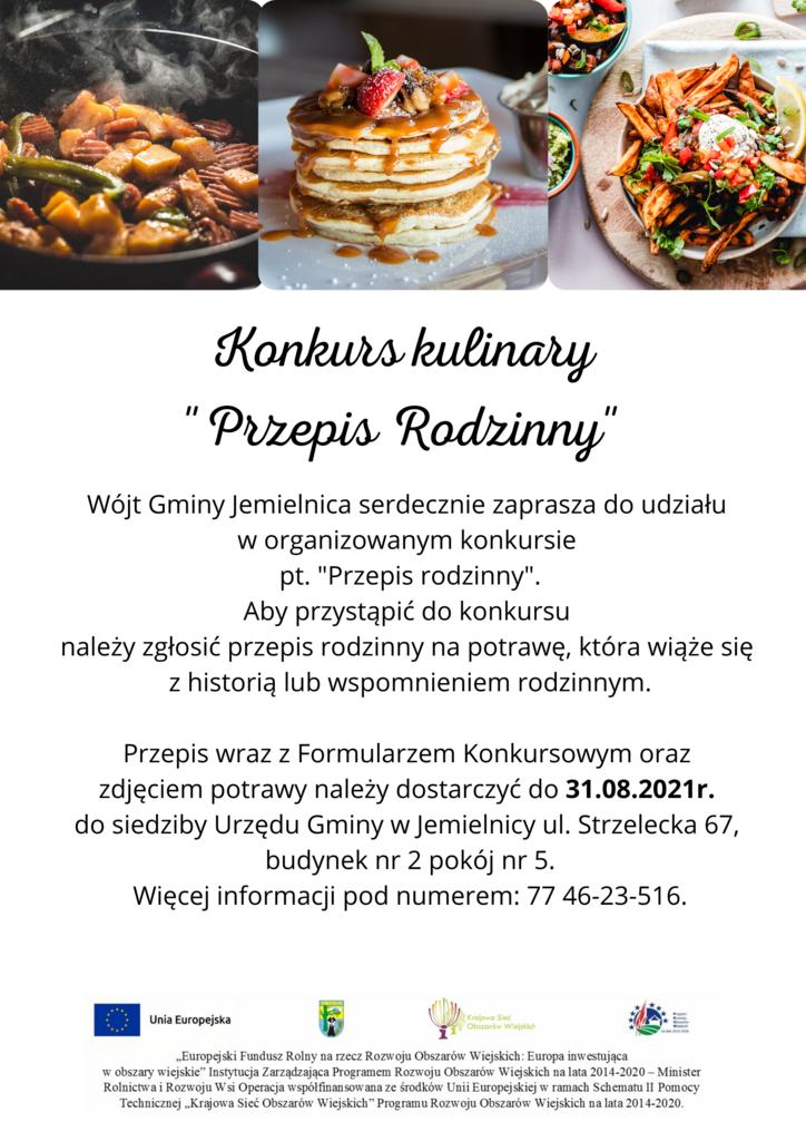 Konkurs kulinary Przepis Rodzinny.png